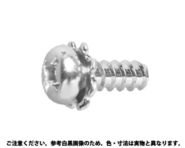 螺子 釘 ボルト ナット アンカー ビス ギフト 金具シリーズ BタイプナベLO=2 ソトハ お求めやすく価格改定 三価ホワイト 3X8 白 サンコーインダストリー 表面処理 規格 入数 3000