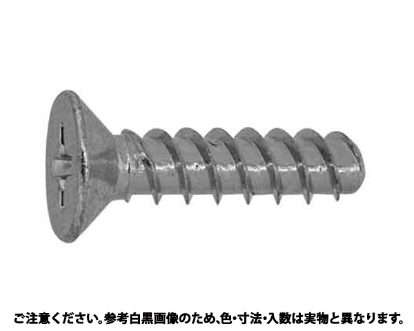 ステン(+)Pタイプ サラ 表面処理(BK(SUS黒染、SSブラック)) 材質(ステンレス) 規格(4X20) 入数(600)
