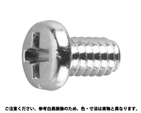 ステン#0-3(+)ナベコ 材質(ステンレス) 規格(2.5X6.0) 入数(2000)