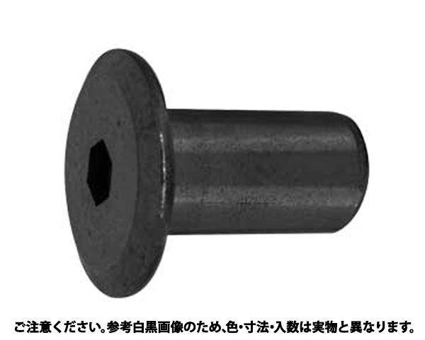 JCN-B カザリN 4H 表面処理(GB(茶ブロンズ)) 規格(6X12) 入数(200)