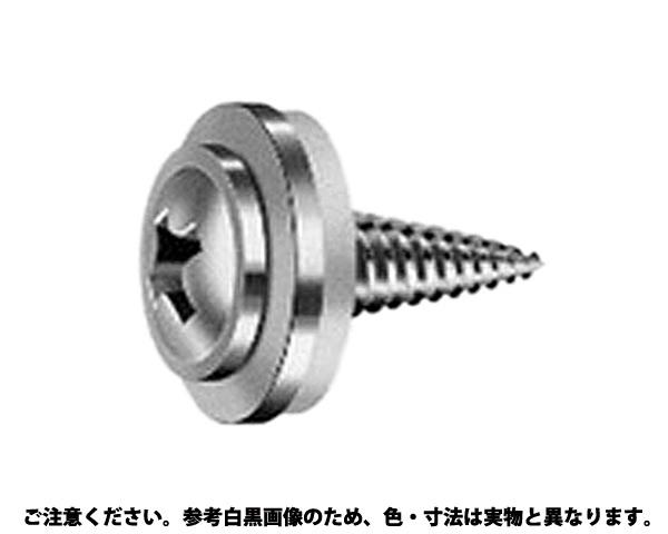 トルネードトラスAZW 表面処理(三価ホワイト(白)) 規格(4X19) 入数(500)