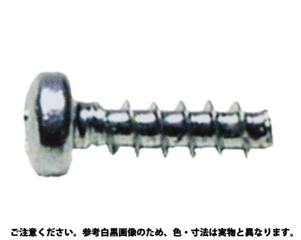 ノンサート ナベ D=9.5 表面処理(三価ホワイト(白)) 規格(5X25) 入数(500)