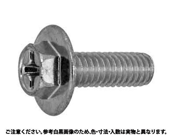 6カクTP-HCR-M 表面処理(三価ホワイト(白)) 規格(4X6) 入数(2000)