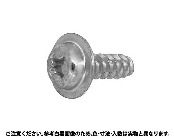 TPタッピンB0 表面処理(三価ホワイト(白)) 規格(3X8) 入数(3000)