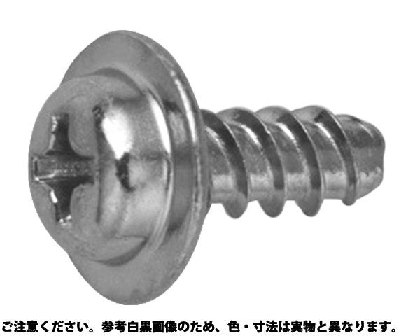 TP-TPタイプ 表面処理(三価ホワイト(白)) 規格(3X8) 入数(3000)