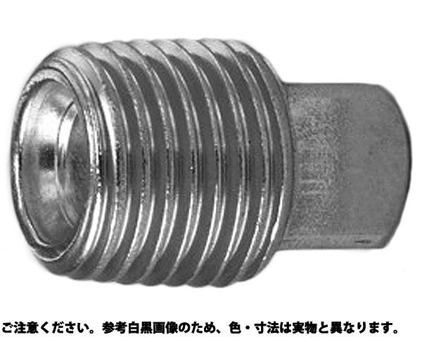 SUSサカムラプラグ(4カク 材質(ステンレス) 規格(R1/8-28) 入数(300)