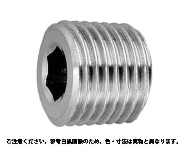 SUSプラグA(ウキ 材質(ステンレス) 規格(PT3/8) 入数(200)
