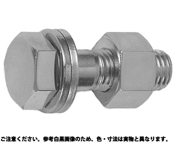 キンボルトセット 表面処理(本金鍍金) 規格(16X55) 入数(1)