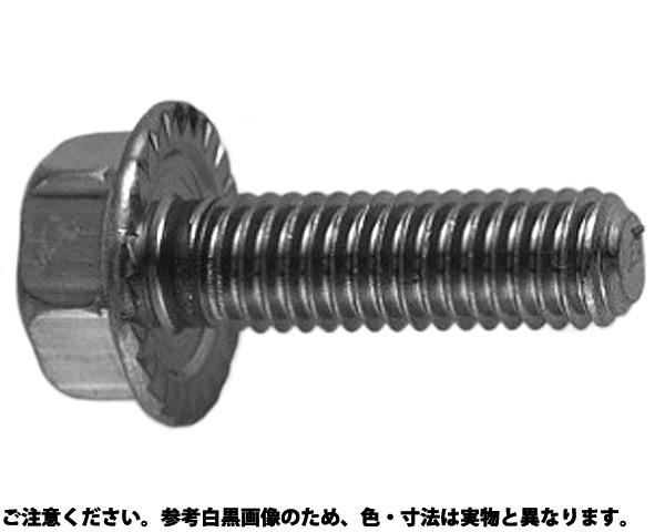 4)フランジBT(Sツキ 表面処理(三価ブラック(黒)) 規格(6X20) 入数(400)