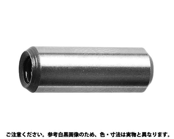 ウチネジヘイコウP(ヒメノM6 材質(S45C) 規格(5X20) 入数(100)