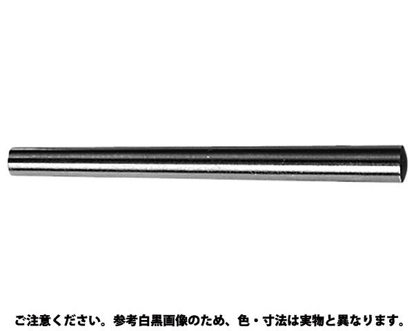 テーパーピン(ヒメノ 材質(S45C) 規格(10X40) 入数(100)