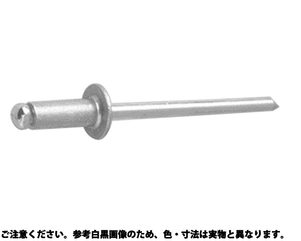 B.R.TIW(アルミ-テツ 表面処理(三価ホワイト(白)) 規格(AS-512) 入数(1000)