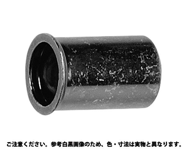 クリンプナット(スチールSF 表面処理(三価ホワイト(白)) 規格(BNF6M-25S) 入数(1000)