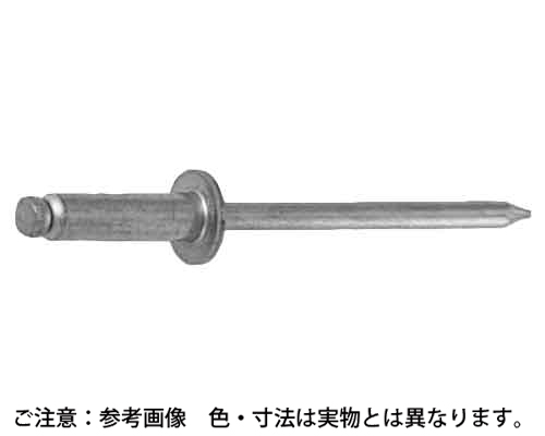 エビBR ステン-テツNSS 表面処理(三価ホワイト(白)) 規格(NSS64E) 入数(1000)