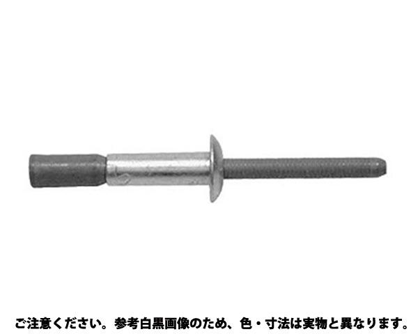 アルミ・モノボルト(マル 規格(2774-0824) 入数(100)