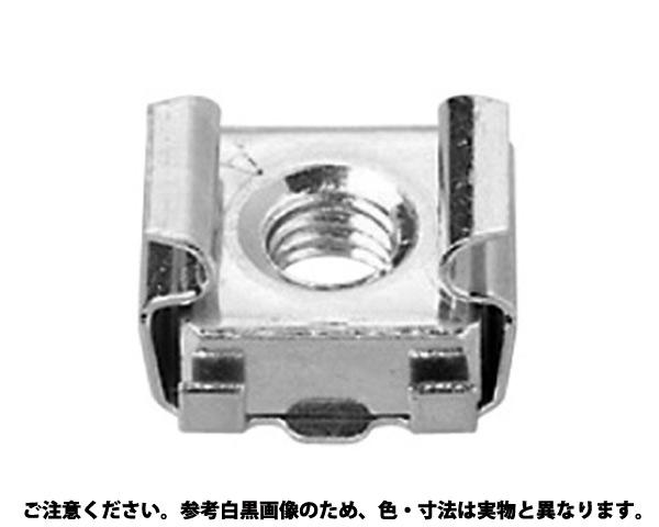 ケージナット(Kガタ 規格(CN-M5-27K) 入数(500)