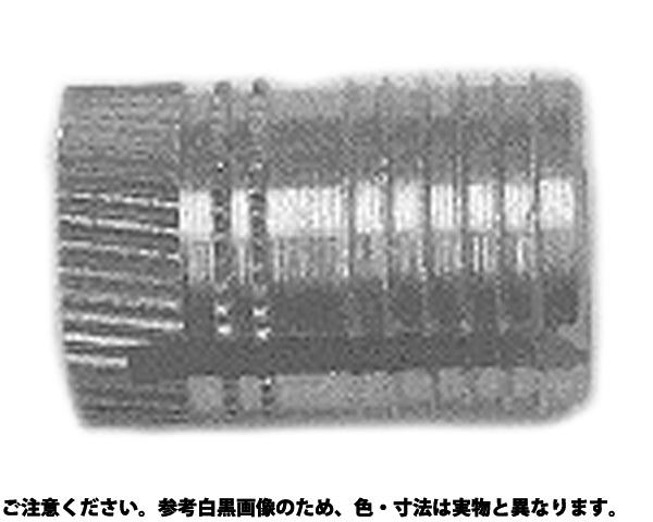 BSプレスロック(PLK 材質(黄銅) 規格(M3-5.8) 入数(5000)
