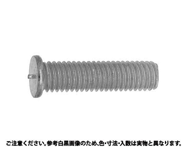 CDスタッドAL-Fガタ 材質(アルミ(AL)) 規格(3X10) 入数(1000)