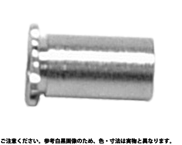 セルスペーサー    DFB- 表面処理(三価ホワイト(白)) 規格(M2.5-4S) 入数(1000)