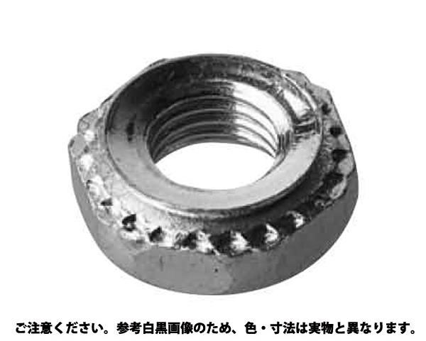 ボブナット 表面処理(三価ホワイト(白)) 規格(BOB-M2.6-1) 入数(1000)