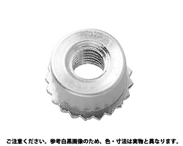 クリンチングスペーサーTDF 表面処理(三価ホワイト(白)) 規格(4.2M3-12) 入数(1000)