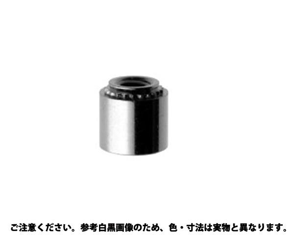 ボブスペーサー 表面処理(ニッケル鍍金(装飾) ) 規格(BF10-M4-6) 入数(1000)