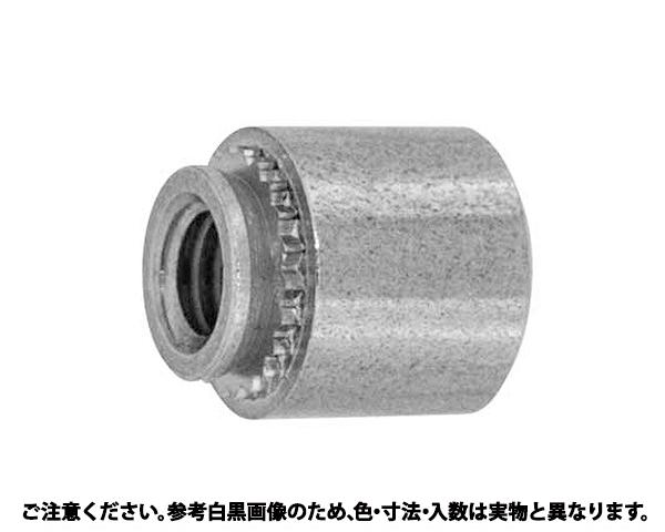 螺子 釘 ストアー バーゲンセール ボルト ナット アンカー ビス 金具シリーズ ファブスペーサー EF15-M3-9 表面処理 装飾 規格 入数 ニッケル鍍金 1000 サンコーインダストリー