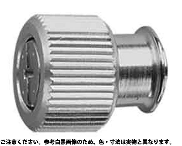 PEMパネルファスナー 規格(PF11M-M6-1) 入数(1000)