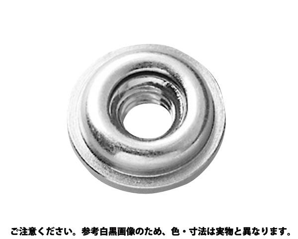 セルフローティングファスナー 材質(ステンレス) 規格(FFSS-M4-2) 入数(1000)