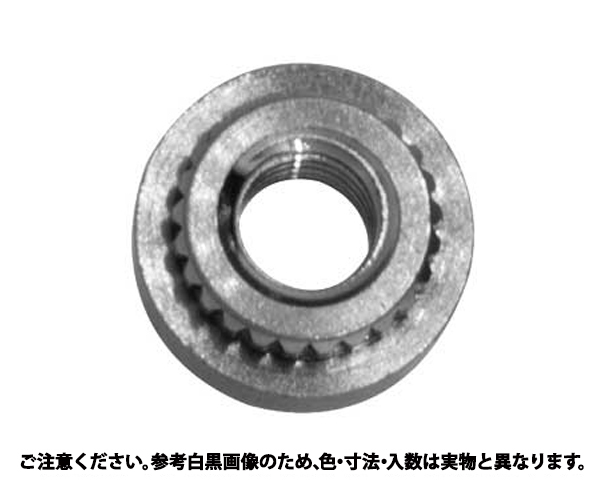 SUSセルボードファスナー 材質(ステンレス) 規格(BFSS-M3-2) 入数(1000)