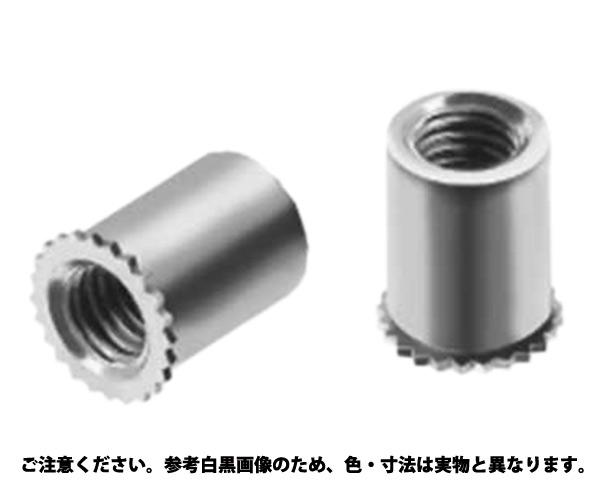 SUSセルスペーサー 材質(ステンレス) 規格(DFSC-M4-9S) 入数(500)