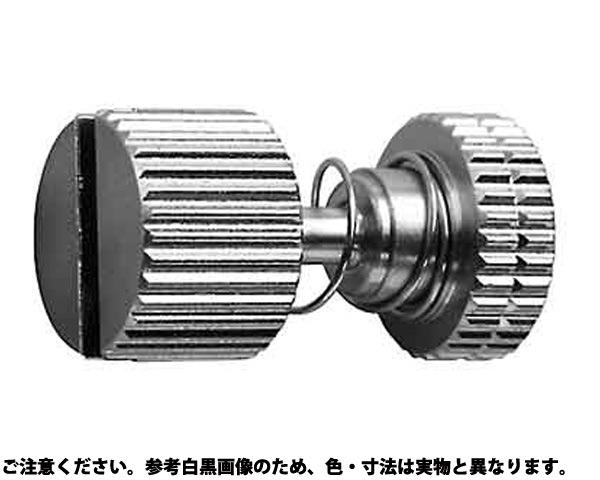 セルクレストファスナー 材質(ステンレス) 規格(SKFM4-011S) 入数(100)
