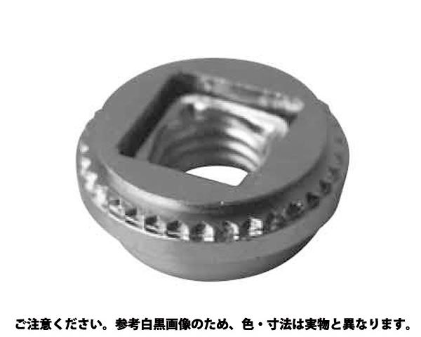クリンチングフローティングN 材質(ステンレス) 規格(TAC-M4-2) 入数(1000)