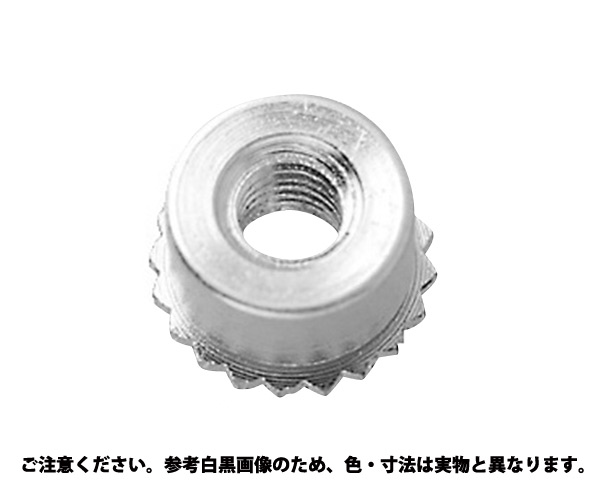 クリンチングスペーサTDFS 材質(ステンレス) 規格(-M2.5-12) 入数(1000)