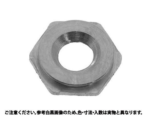 PEM フラッシュナット 材質(ステンレス) 規格(F-M3-1) 入数(1000)