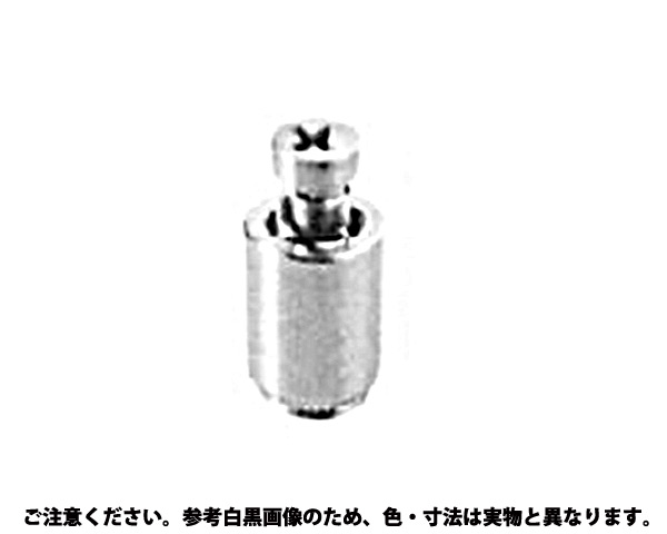 PEMパネルF   PFC2P 材質(ステンレス) 規格(-M4-50) 入数(250)