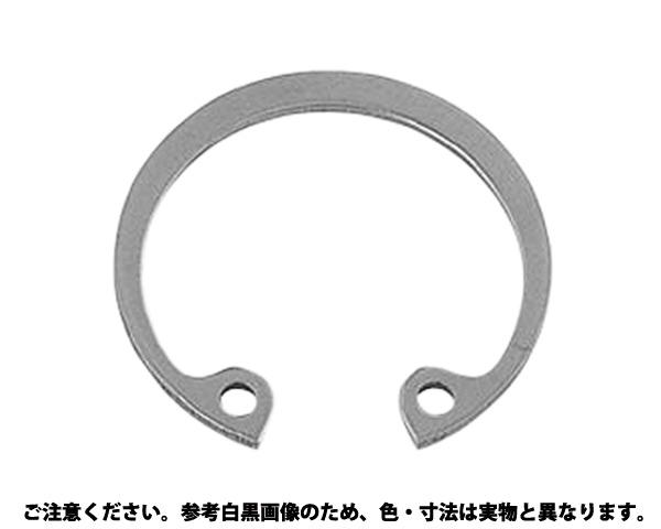 Cガタトメワ(アナ(タイヨウ 材質(ステンレス) 規格(M105) 入数(50)