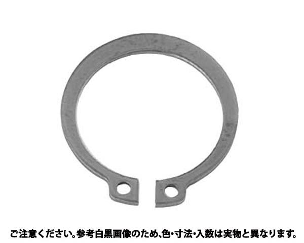Cガタトメワ(ジク(タイヨウ 材質(ステンレス) 規格(M105) 入数(50)