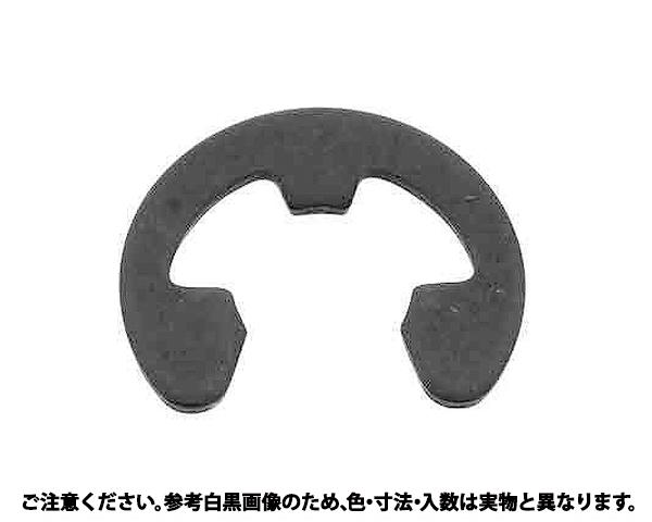 ステン Eガタトメワ(タイヨウ 表面処理(BK(SUS黒染、SSブラック)) 材質(ステンレス) 規格(M15) 入数(5000)