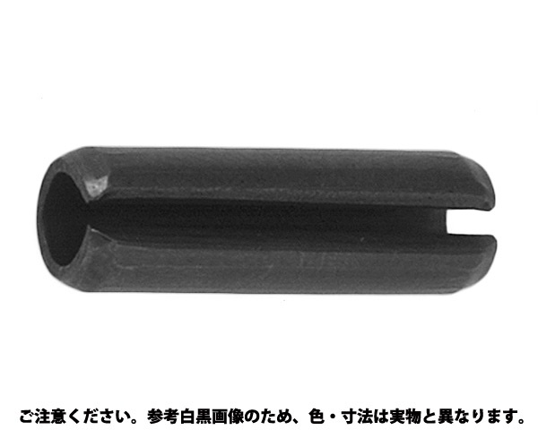 スプリングピン(ストレート 材質(ステンレス) 規格(1.2X6) 入数(5000)