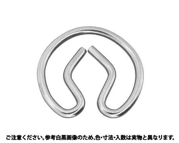 クリップリング(タイヨウ 材質(ステンレス) 規格(NO.1) 入数(2000)