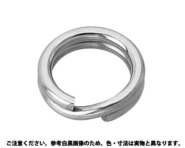 スプリットリング(タイヨウ 材質(ステンレス) 規格(NO.2) 入数(10000)