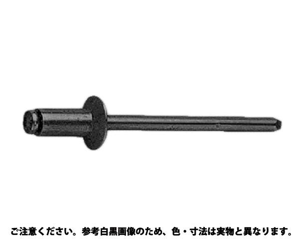 POPリベット(サラ   AK 規格(58ABS) 入数(1000)