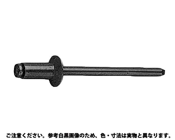 POPリベット(サラ  SSK 規格(43BS) 入数(1000)