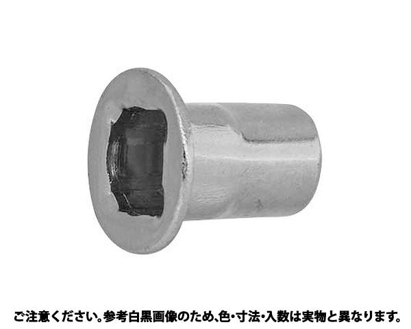 POPナット(テトラ   SPH 表面処理(三価ホワイト(白)) 規格(535TETRA) 入数(1000)