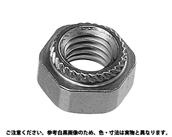 カレイナット(SUSザイヨウ 材質(ステンレス) 規格(SS4-09-SS) 入数(1000)