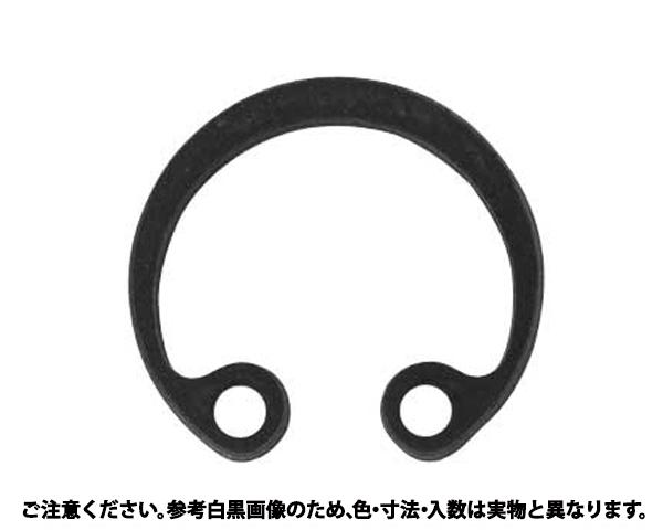 Cガタトメワ(アナ(オチアイ 表面処理(無電解ニッケル(カニゼン)) 規格(RTW-24) 入数(500)
