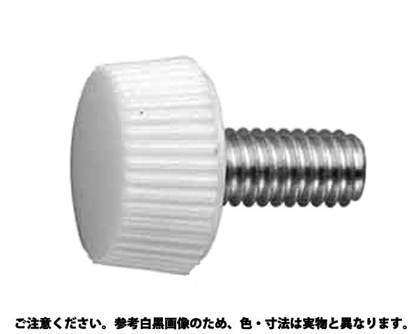 ポリカウメコミローレット(テツ 表面処理(樹脂着色白色(ホワイト)) 規格(3X10D=11) 入数(1000)