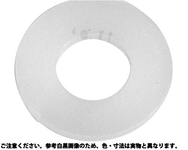 ナイロンW 表面処理(樹脂着色黒色(ブラック)) 規格(6X13X1.0) 入数(4000)