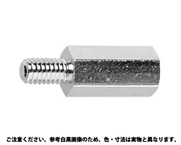 BS 6カク スペーサーBSB 規格(2608-3E) 入数(1500)